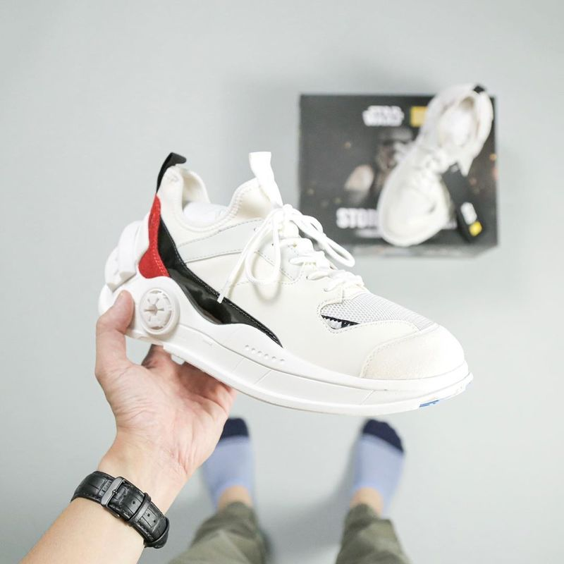 SWITFISH PG SNEAKERS UNBOXING